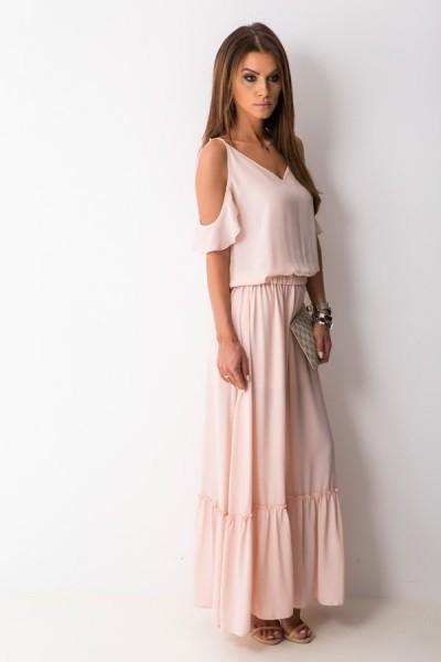 Florence Sukienka Maxi Róż