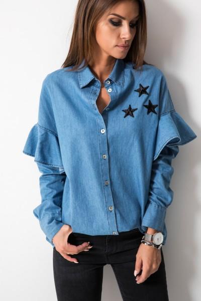 Star Koszula Denim