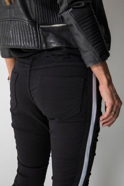 Spodnie Baggy Czarne