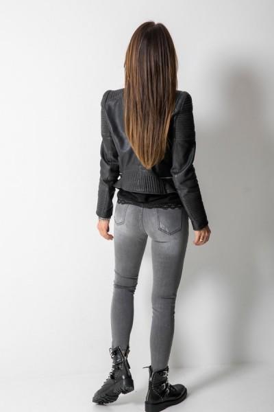 9235 Spodnie Szare