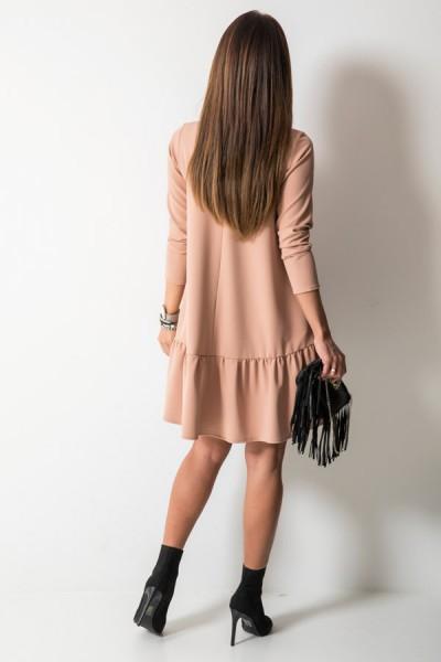 Missy Sukienka Beż