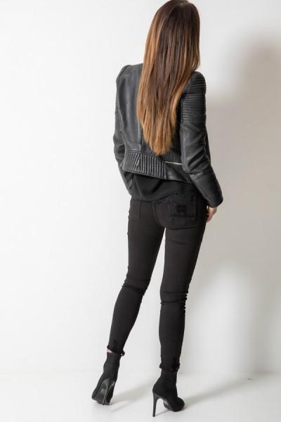 9003-A1 Spodnie Czarne
