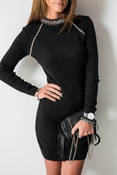 Colia Sukienka Czarna