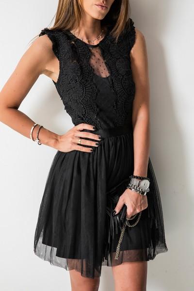 Valia Sukienka Czarna