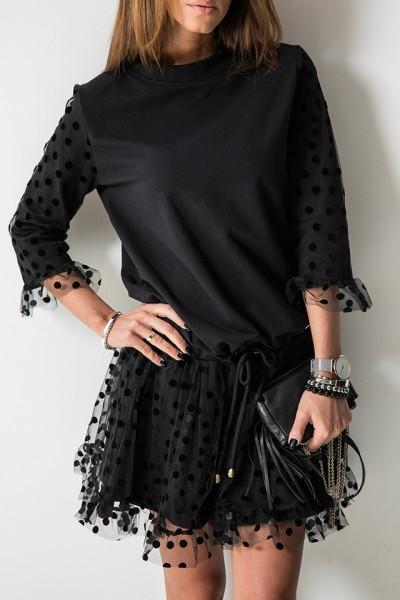 Vicky Sukienka Czarna