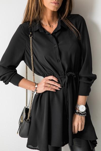 Tiffany Koszula Czarna