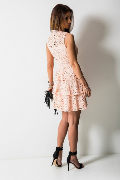 Ariana Sukienka Róż