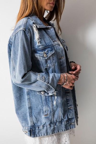 D704 Katana Oversize Jeans