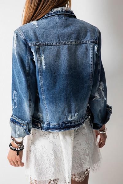 D600 Kurtka Katana Jeans