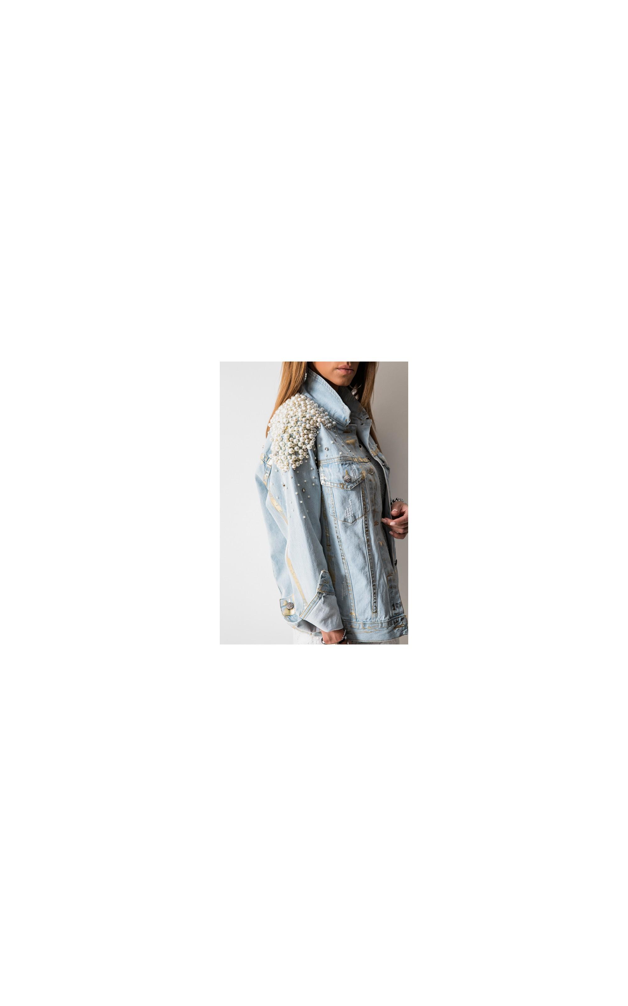 9096 Kurtka Katana Jeans
