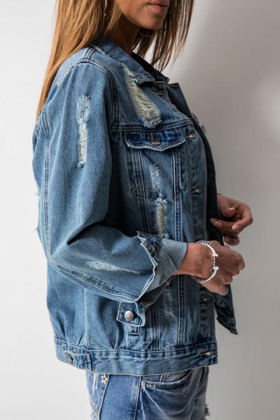 RX126 Kurtka Katana Jeans