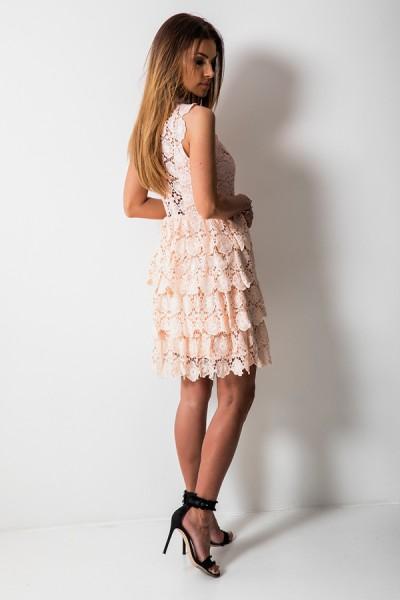 Delia Sukienka Róż
