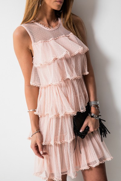 Sissi Sukienka Róż