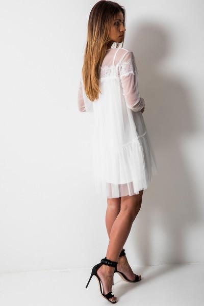 Rosa Sukienka Biel