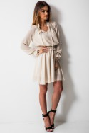 Chelsea Sukienka Beż
