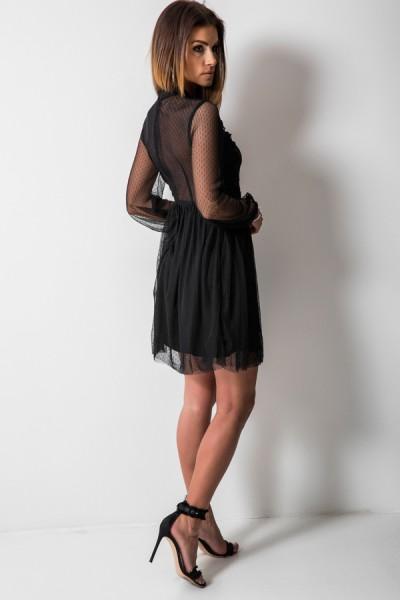 Natalie Sukienka Czarna