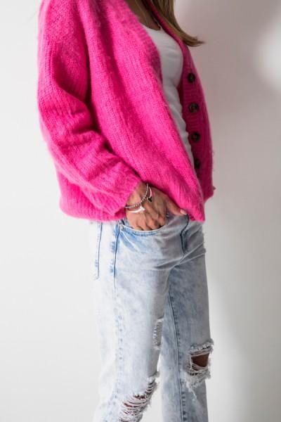 FC6241 Spodnie Boyfriend Jeans
