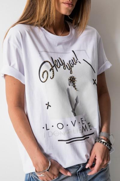 Love T-Shirt Biel