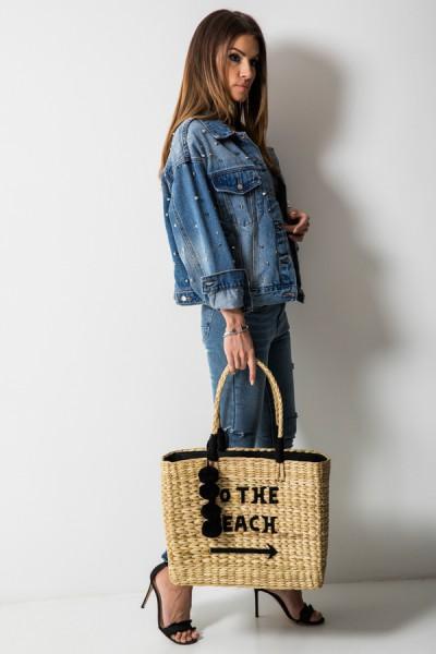 0231 Spodnie Jeans