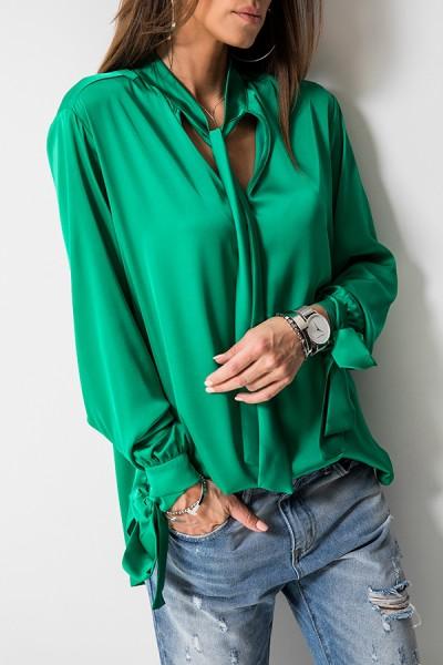 Monique Bluzka Zielona