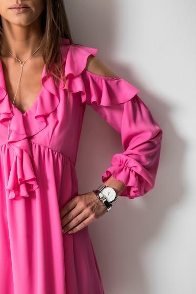 Justine Sukienka Róż