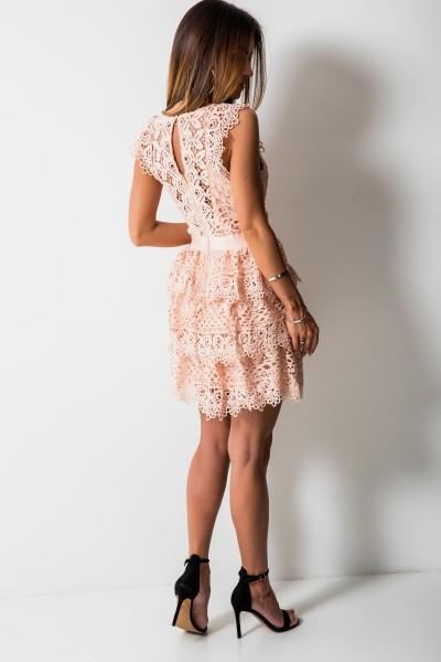 Fendie Sukienka Róż