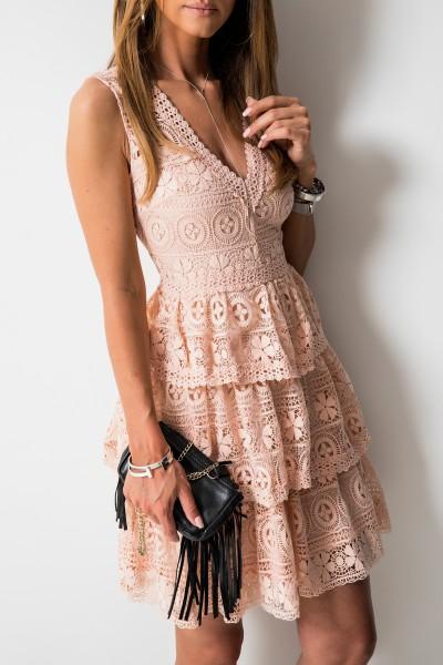 Debbie Sukienka Róż