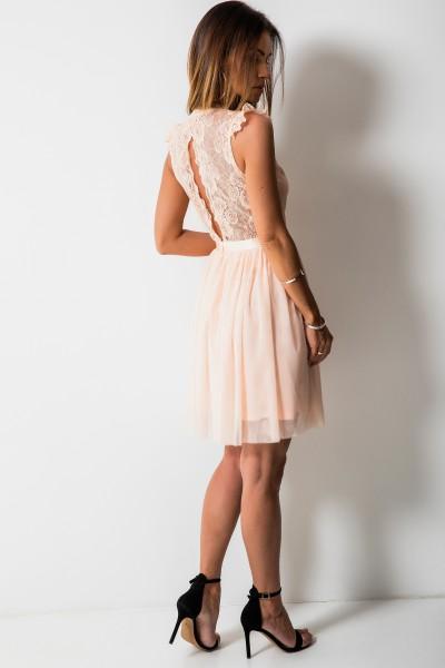 Madison Sukienka Róż