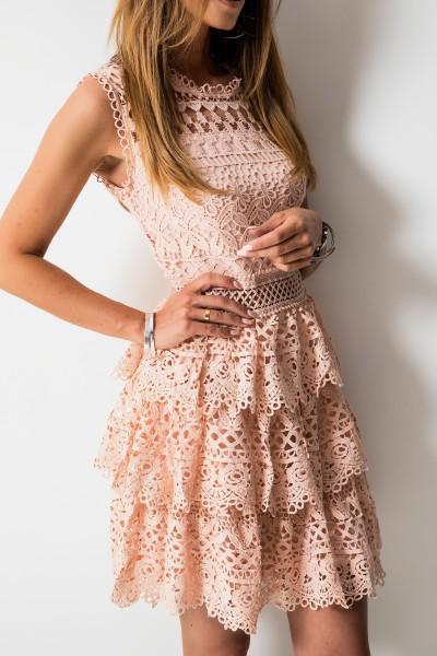 Jasmine Sukienka Róż