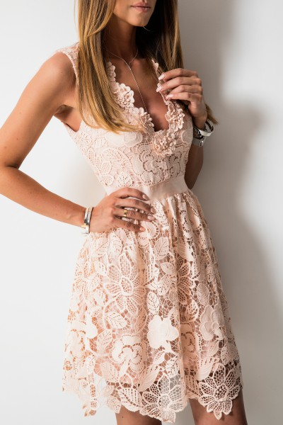Noemi Sukienka Róż