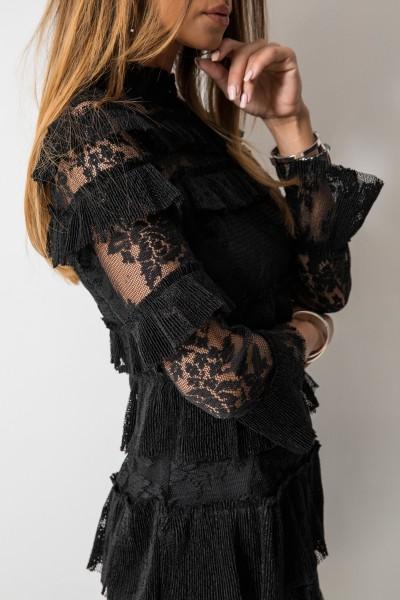 Silvia Sukienka Czarna
