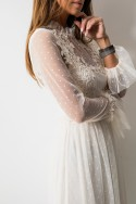 Camille Sukienka Ecru