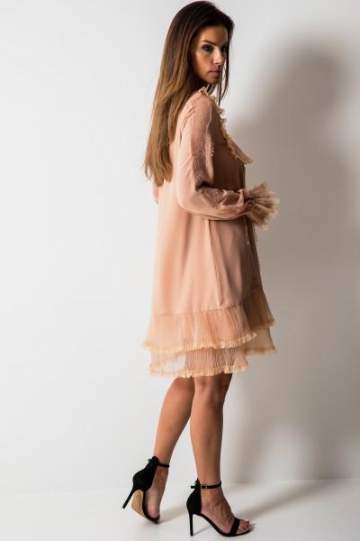 Chloe Sukienka Róż