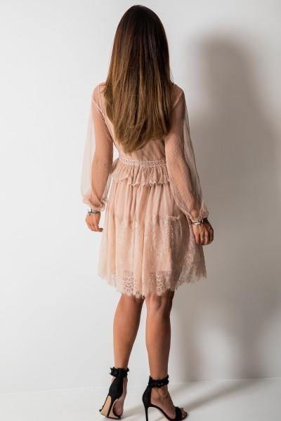 Jessie Sukienka Róż