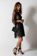 Jessie Sukienka Black/Beige