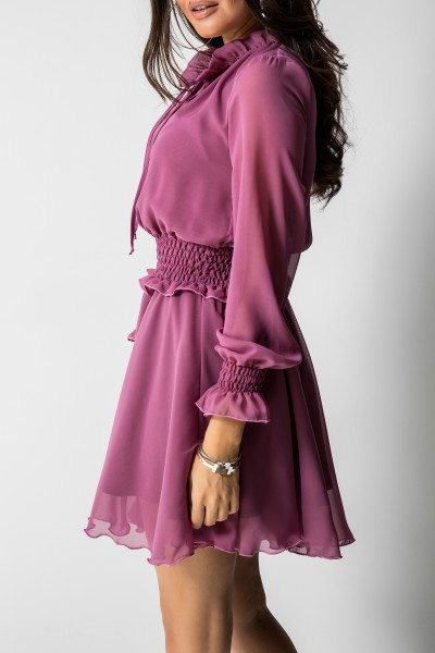 Chelsea Sukienka Fiolet