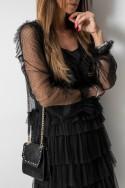 Solene Sukienka Czarna