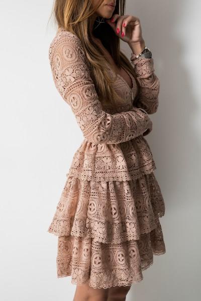 Cornelia Sukienka Róż