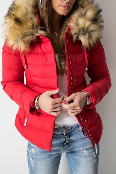 M01 Kurtka Czerwona