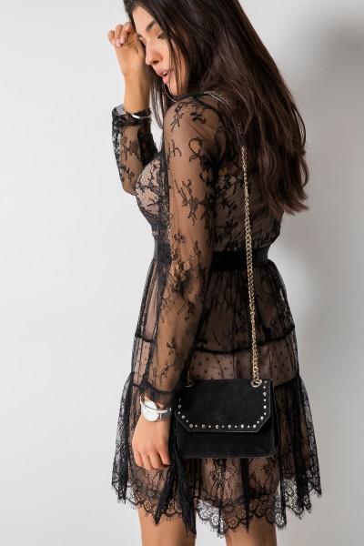 Nella Sukienka Czarna