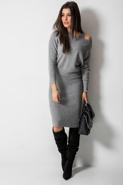 Kylie Komplet Grey