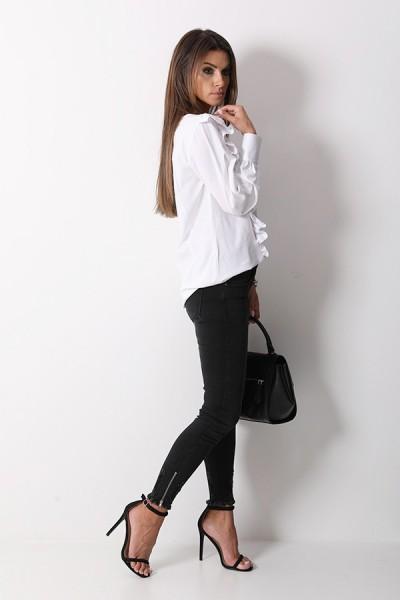 9084-9 Spodnie Czarne