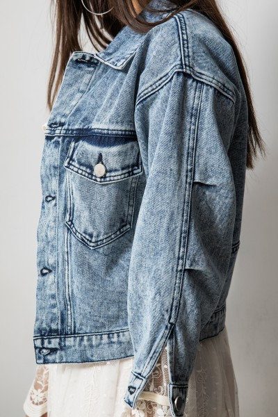 K227 Katana Oversize Jeans