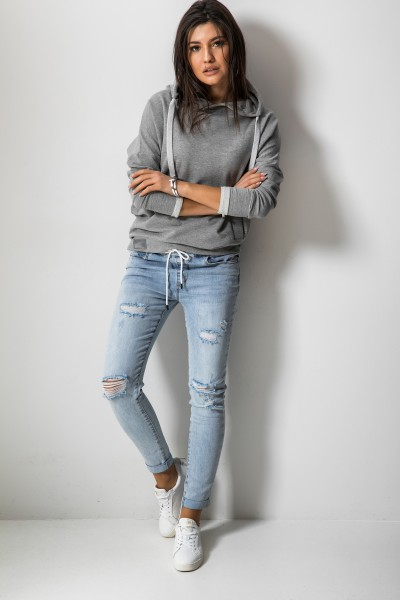 9009 Spodnie Jeans