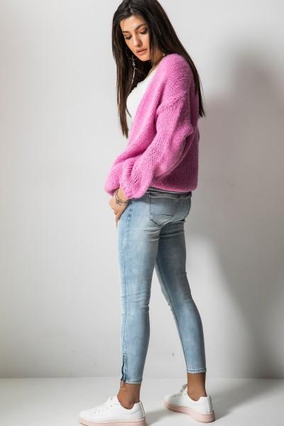 F672B Spodnie Jeans