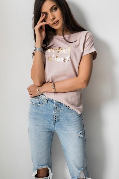 Triniti T-shirt Róż