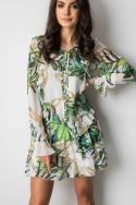 Carmelita Sukienka Green