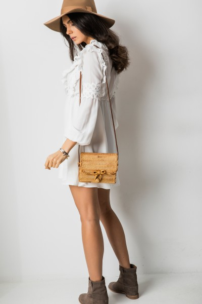 Jazmin Sukienka White