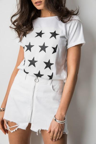 """T-shirt """"Stars"""" Biel"""