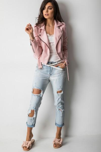 D953 Spodnie Boyfriend Jeans